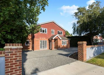 Thumbnail 5 bed detached house for sale in Kit Hill Avenue, Walderslade, Chatham