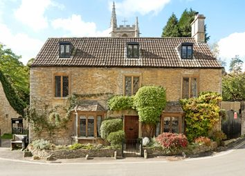 Thumbnail 4 bed cottage to rent in Church Cottage, Market Place, Castle Combe, Chippenham