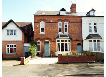 Thumbnail 6 bed end terrace house for sale in Clarence Road, Moseley, Birmingham