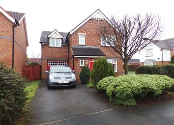 Thumbnail 3 bed property to rent in Polperro Grove, Darlington