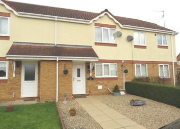 Thumbnail 2 bed terraced house for sale in Huntingdon Close, Holbeach, Spalding
