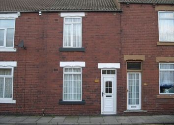 Thumbnail 2 bed terraced house to rent in Ridgill Avenue, Skellow, Doncaster, South Yorkshire