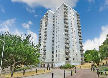 Thumbnail 2 bed flat for sale in Newcastle Hill, Ramsgate, Kent