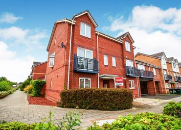 Thumbnail 3 bed town house for sale in Chorley Way, Daimler Green, Coventry