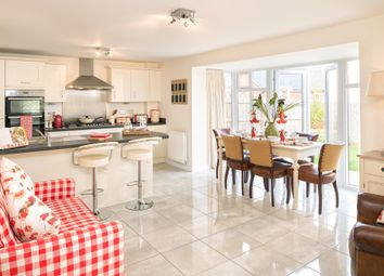 "Thumbnail 4 bed detached house for sale in ""Cornell"" at Wonastow Road, Monmouth"