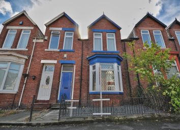 Thumbnail 3 bed terraced house to rent in Cleveland Road, High Barnes, Sunderland