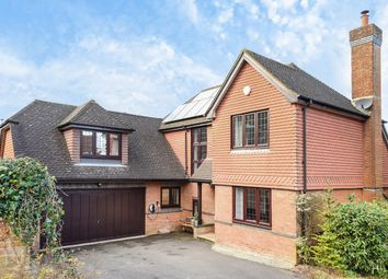 Thumbnail 4 bed detached house for sale in Grosvenor Close, Hatch Warren, Basingstoke