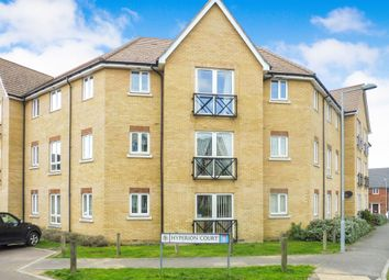 Thumbnail 2 bed flat for sale in Hyperion Court, Ipswich