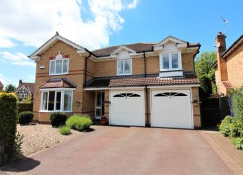 Thumbnail 5 bedroom detached house for sale in Trough Road, Watnall, Nottingham