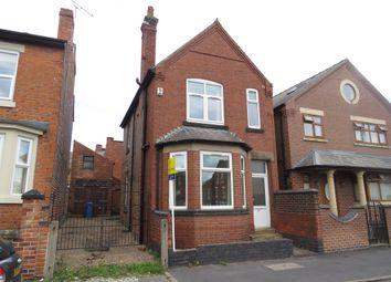 3 bed detached house for sale in Howard Street, Derby DE23