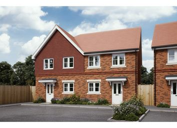 Thumbnail 3 bedroom semi-detached house for sale in The Newbery, Red Kite Close, Calcot Berkshire