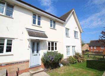 Thumbnail 2 bed terraced house for sale in 17 Gatekeeper Close, Pinewood, Ipswich, Suffolk