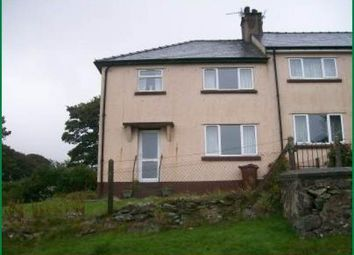 Thumbnail 3 bed semi-detached house to rent in 13, Maes Hyfryd, Carmel