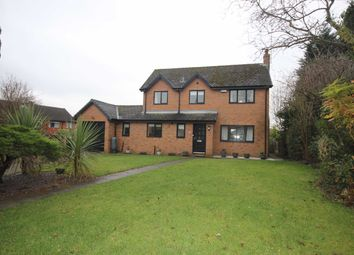 Thumbnail 3 bed detached house to rent in Shaving Lane, Off Walkden Road, Worsley, Manchester