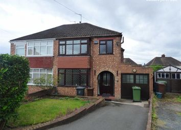 Thumbnail 3 bedroom semi-detached house to rent in Kendal Close, Wolverhampton