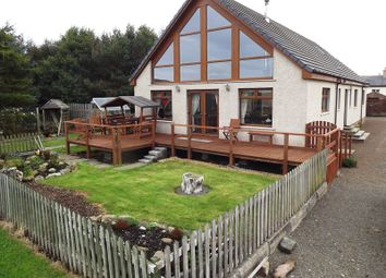 Thumbnail 3 bed detached bungalow for sale in Bridge Street, Halkirk