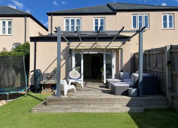 Thumbnail 4 bed semi-detached house for sale in Tappers Lane, Yealmpton, Plymouth