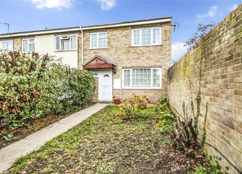 Thumbnail 3 bed end terrace house for sale in Newnham Street, Chatham, Kent