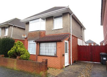 Thumbnail 3 bed detached house to rent in Highfield Road, Winton, Bournemouth