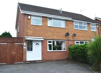 Thumbnail 3 bedroom semi-detached house for sale in Turner Road, Long Eaton, Nottingham