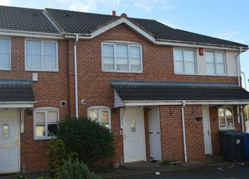 Thumbnail 2 bed terraced house to rent in Cygnet Drive, Tamworth