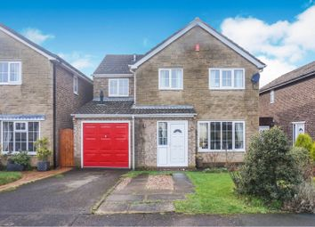Thumbnail 5 bed detached house for sale in Coxley View, Netherton, Wakefield