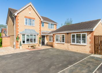 Thumbnail 4 bed detached house for sale in Cherrywood, Benfield Road, Newcastle Upon Tyne