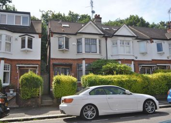 Thumbnail 4 bedroom semi-detached house to rent in Coleridge Road, Crouch End
