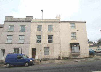 Thumbnail 5 bedroom terraced house for sale in Albert Road, Stoke, Plymouth