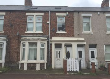 Thumbnail 2 bed flat for sale in Station Road, Bill Quay, Gateshead