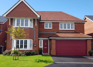 Thumbnail 5 bed detached house for sale in Marshall Drive, Audlem, Cheshire
