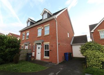 Thumbnail 3 bed semi-detached house to rent in Pennyfields, Bolton-Upon-Dearne, Rotherham