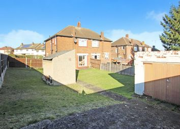 Thumbnail 3 bed semi-detached house for sale in Burnham Road, Sidcup, Kent