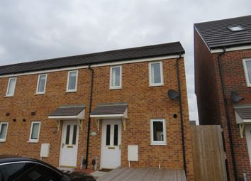 Thumbnail 2 bed end terrace house for sale in Clos Maes Dyfan, Barry