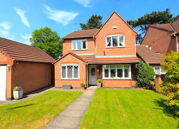 Thumbnail 4 bedroom detached house for sale in Pine View, Leicester Forest East, Leicester