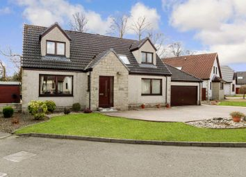 Thumbnail 4 bed detached house for sale in Auld Mart Wynd, Milnathort, Kinross