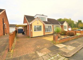 Thumbnail 2 bed semi-detached bungalow for sale in Sambrook Gardens, Middlesbrough