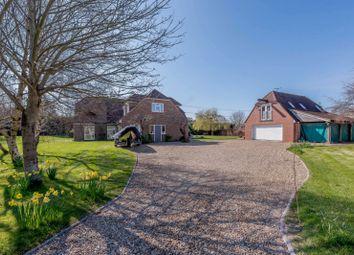 Batchmere Road, Almodington, Chichester, West Sussex PO20. 5 bed detached house for sale
