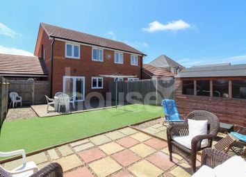 Thumbnail 3 bed semi-detached house for sale in Crocus Avenue, Minster On Sea, Sheerness