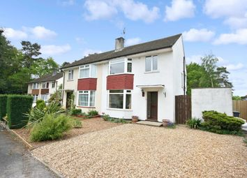 Thumbnail 3 bed semi-detached house to rent in Portway, Tadley