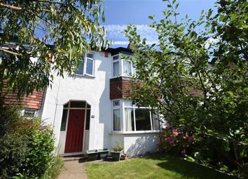 Thumbnail 3 bed terraced house for sale in Cote Lea Park, Westbury On Trym, Bristol