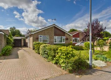 Thumbnail 2 bed detached bungalow for sale in St. Andrews Close, Holme Hale, Thetford