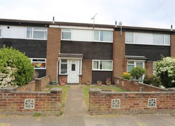 Thumbnail 3 bed terraced house for sale in Grange Road, Felixstowe