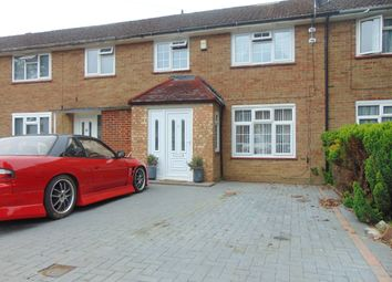 Thumbnail 3 bed terraced house to rent in Cherry Lane, Crawley
