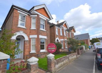 Thumbnail 3 bedroom detached house for sale in St Margarets Road, Heckford Park, Poole
