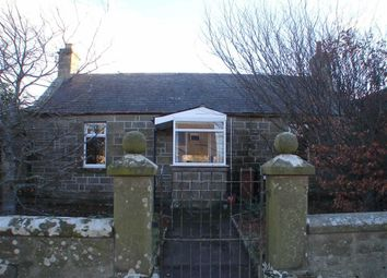 Thumbnail Cottage for sale in Main Street, Cummingston, Moray