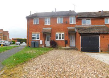 Thumbnail 2 bed terraced house for sale in Rendlesham Road, Felixstowe