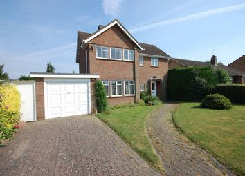 Thumbnail 3 bed detached house for sale in Northumberland Avenue, Aylesbury, Buckinghamshire