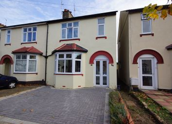Thumbnail 3 bedroom semi-detached house for sale in Wakering Avenue, Shoeburyness, Southend-On-Sea