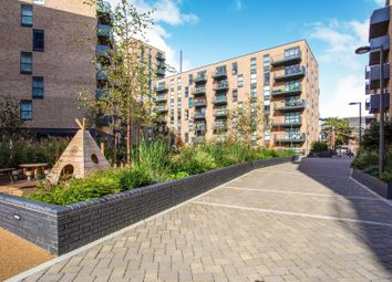 Thumbnail 1 bed flat for sale in Lyon Road, Harrow